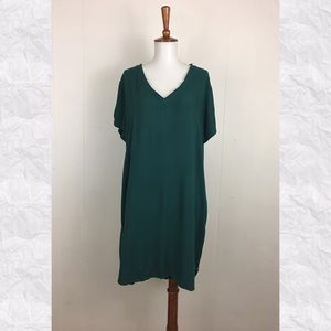 Cloth & Stone Anthro Justine Short Sleeve Tunic